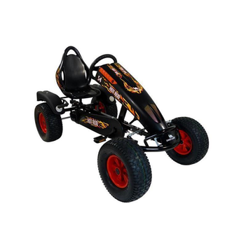 DINO CARS Gokart Edition Hot Rod BF1 schwarz