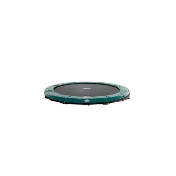 BERG Trampolin Elite Ø 430 cm InGround Sports grün //SL