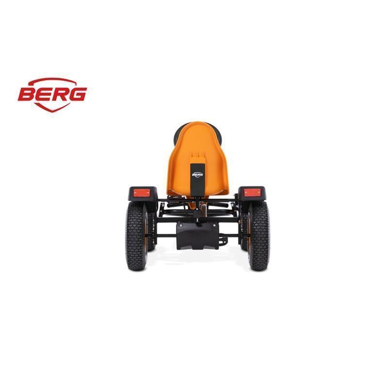 BERG Gokart X-Cross BFR-3 orange mit Stollenreifen & Soziussitz