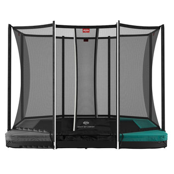 BERG Trampolin Ultim Favorit InGround 190 x 280 cm m....