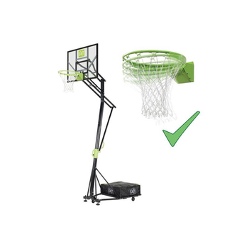 EXIT Galaxy Portable Basketballkorb + Dunkring