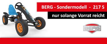 BERG 217S Sondermodell
