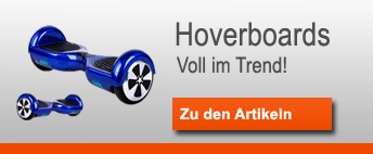 Hoverboards - voll im Trend